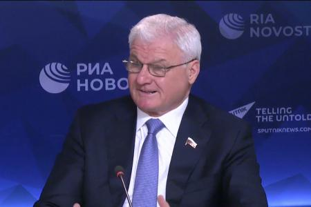 Выступление В Плотникова на пленарном заседании Государственной Думы, 6 04 2021