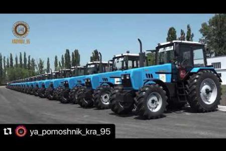 Открытие в городе Аргун машино технологической компании «Стандарт С»